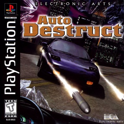 Auto Destruct Cover Art