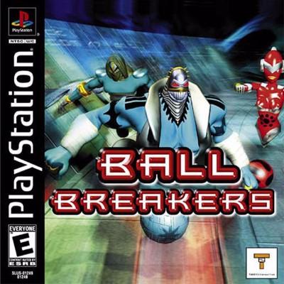 Ball Breakers Cover Art