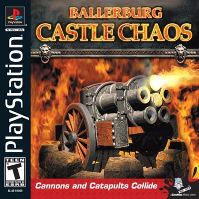 Ballerburg: Castle Chaos Cover Art
