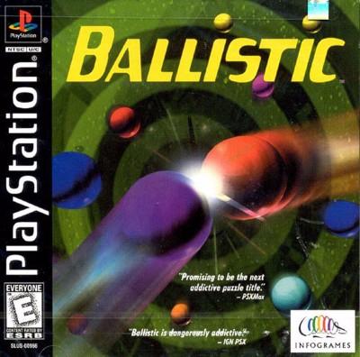 Ballistic Cover Art