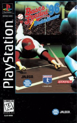 Bases Loaded '96: Double Header Cover Art