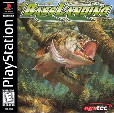 Bass Landing Cover Art