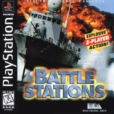 Battle Stations Cover Art