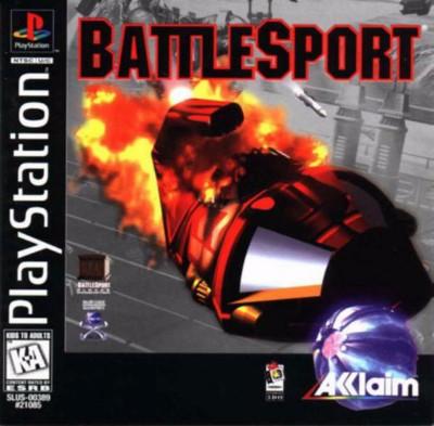 Battlesport Cover Art