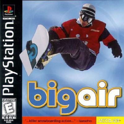 Big Air Cover Art