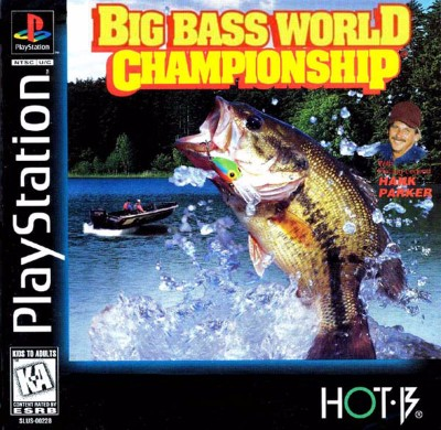 Big Bass World Championship Cover Art