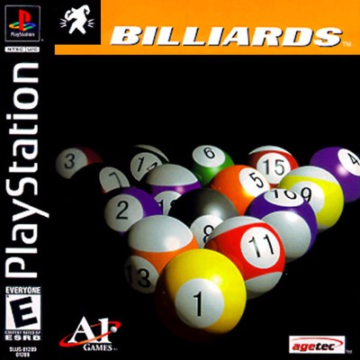 Billiards Cover Art