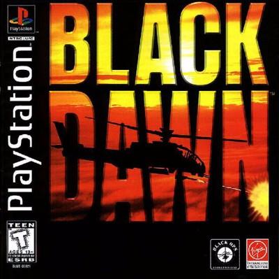 Black Dawn Cover Art