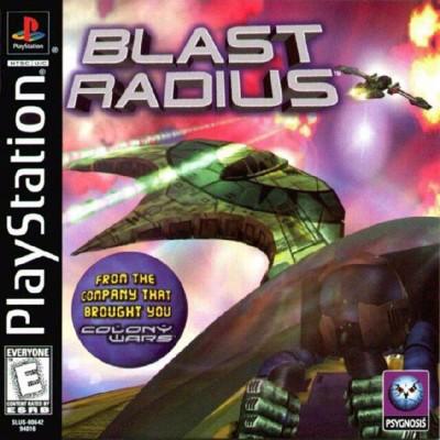 Blast Radius Cover Art