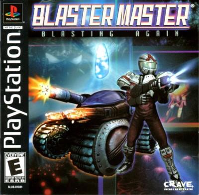 Blaster Master: Blasting Again Cover Art