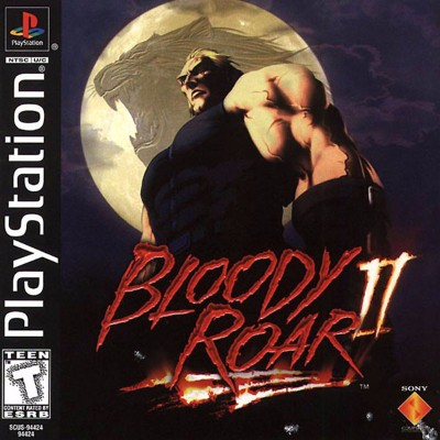 Bloody Roar 2 Cover Art
