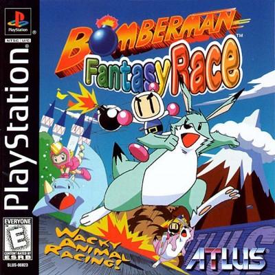 Bomberman Fantasy Race Cover Art