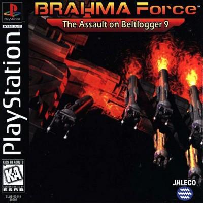 Brahma Force Cover Art
