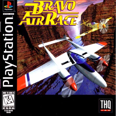 Bravo Air Race Cover Art