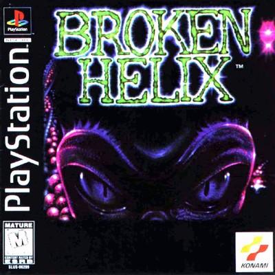 Broken Helix Cover Art