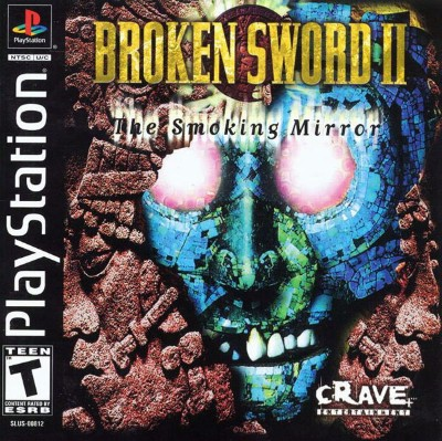 Broken Sword II: The Smoking Mirror Cover Art