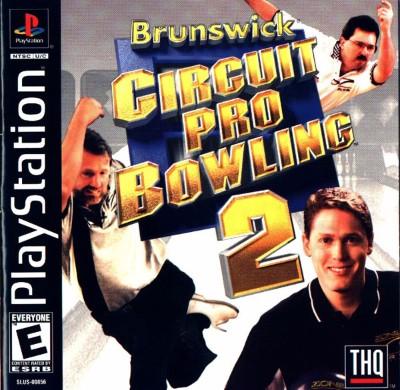 Brunswick Circuit Pro Bowling 2 Cover Art