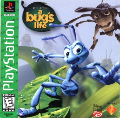 A Bug's Life [Greatest Hits] Cover Art