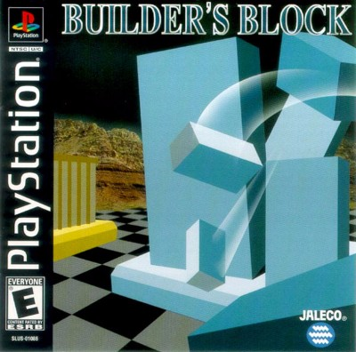 Builder's Block Cover Art