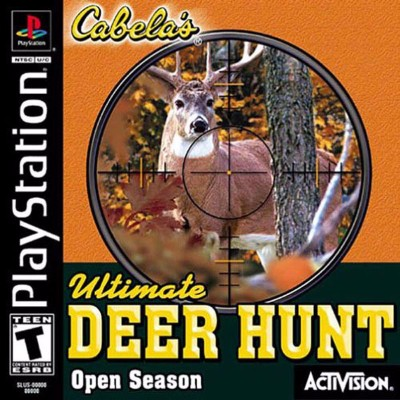 Cabela's Ultimate Deer Hunt Cover Art