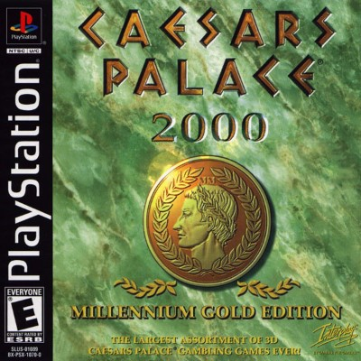 Caesars Palace 2000 Cover Art