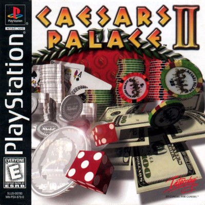 Caesars Palace II Cover Art