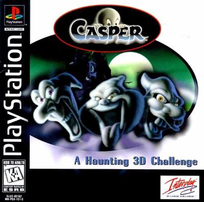 Casper Cover Art