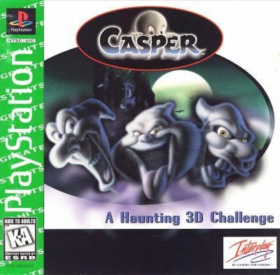 Casper [Greatest Hits] Cover Art