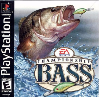 Championship Bass Cover Art