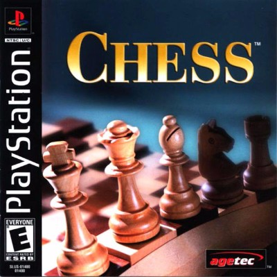 Chess Cover Art