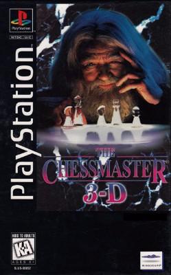 Chessmaster 3D [Longbox] Cover Art