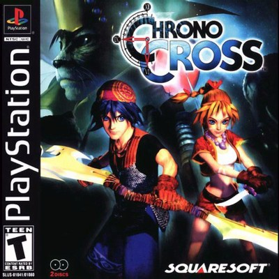 Chrono Cross Cover Art