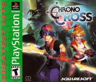 Chrono Cross [Greatest Hits] Cover Art