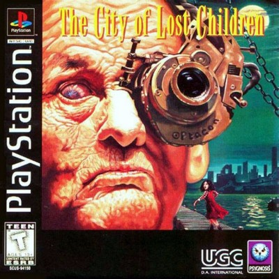 City of Lost Children Cover Art