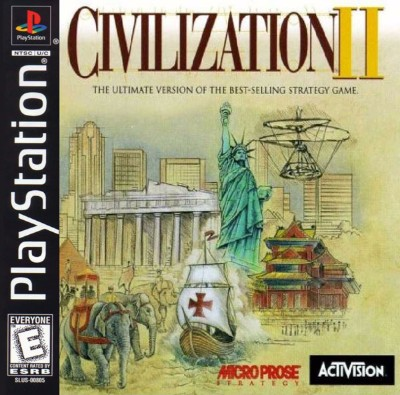 Civilization II Cover Art