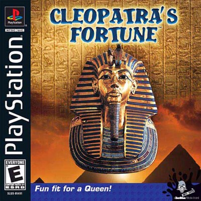 Cleopatra's Fortune Cover Art