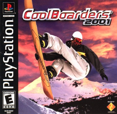 Cool Boarders 2001 Cover Art