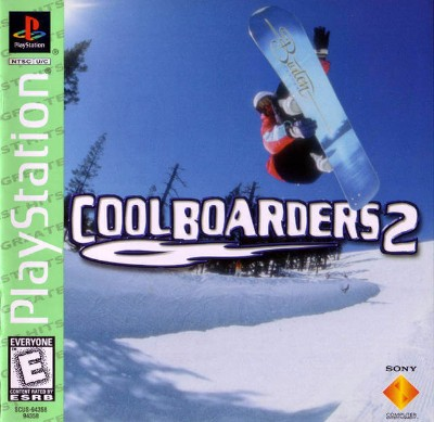 Cool Boarders 2 [Greatest Hits] Cover Art