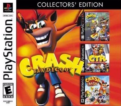 Crash Bandicoot [Collectors Edition] Cover Art