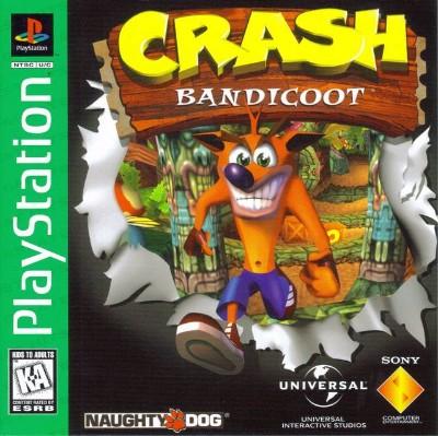 Crash Bandicoot [Greatest Hits] Cover Art