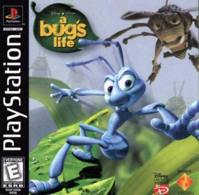 A Bug's Life Cover Art