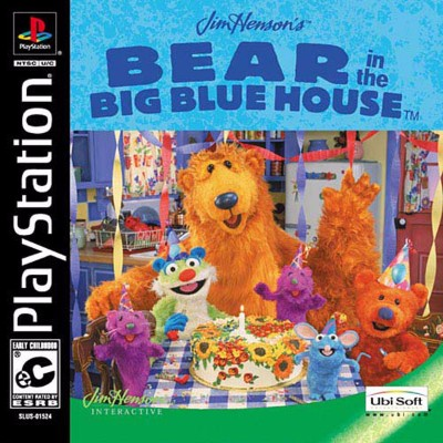 Bear in the Big Blue House Cover Art