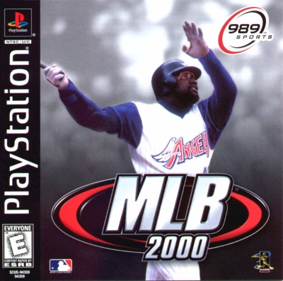 MLB 2000 Cover Art