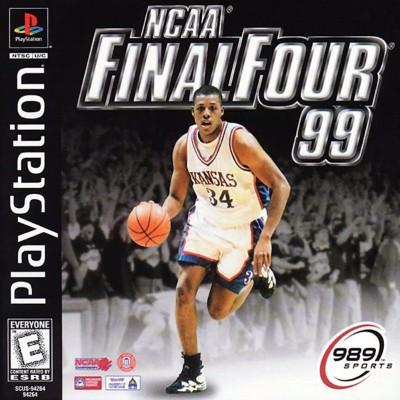 NCAA Final Four 99 Cover Art