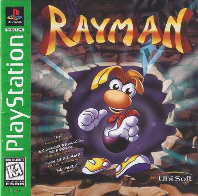 Rayman [Greatest Hits] Cover Art