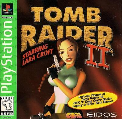 Tomb Raider Ii Greatest Hits Value Price Playstation 1