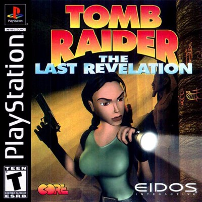Tomb Raider The Last Revelation Value Price Playstation 1