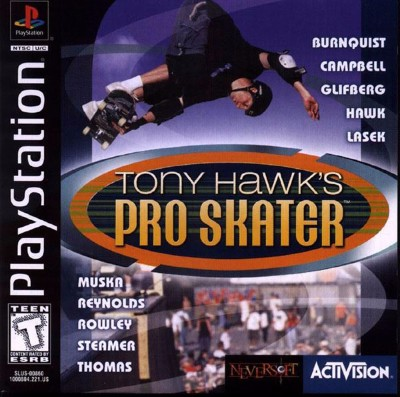 Image result for Tony Hawk's Pro Skater (1999)