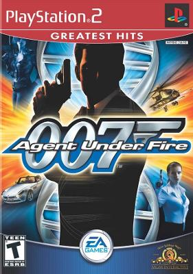 007: Agent Under Fire [Greatest Hits] Cover Art