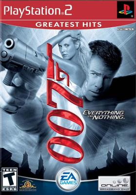 007: Everything or Nothing [Greatest Hits] Cover Art